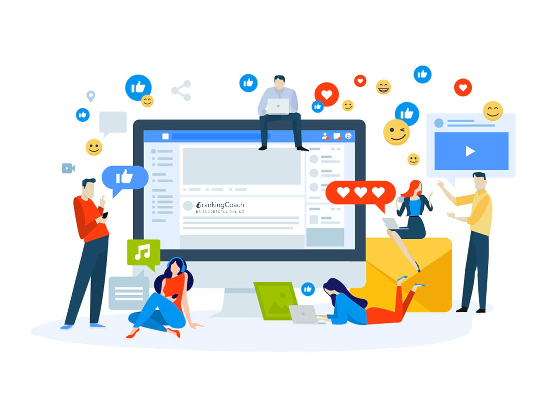 Social Media Integration in Google's search results – what is it?