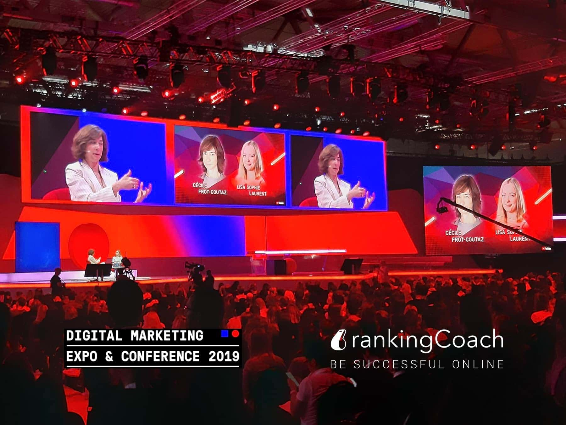 Revelations from Facebook, Spotify, Youtube and The UN at DMEXCO 2019