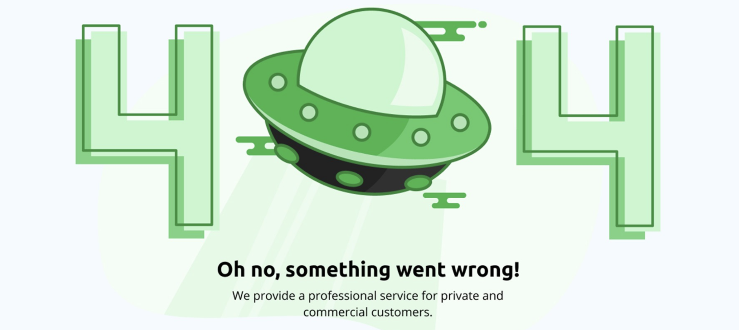 What the 404 Error Message Means for Your Site's SEO