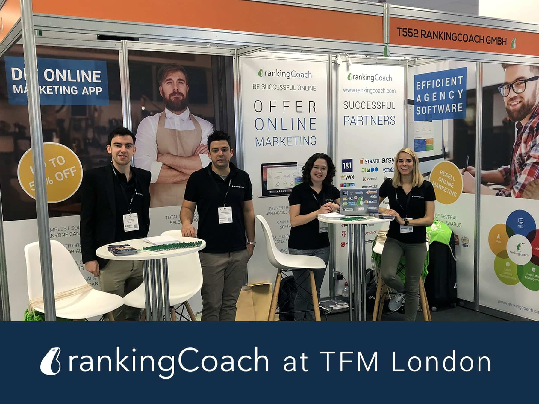 rankingCoach Takes on Technology for Marketing