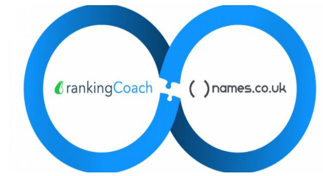 names.co.uk startet rankingCoach für seine Kunden