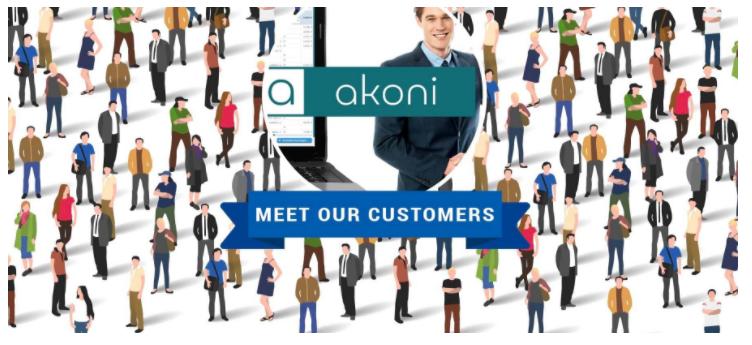 Wir stellen vor -Akoni Recruiting Systems UG