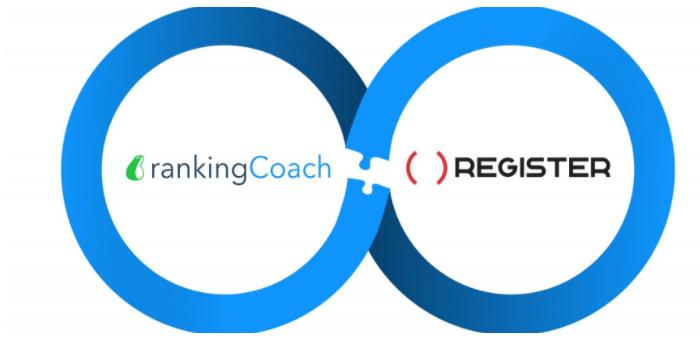 Partnerschaft von rankingCoach und REGISTER Group
