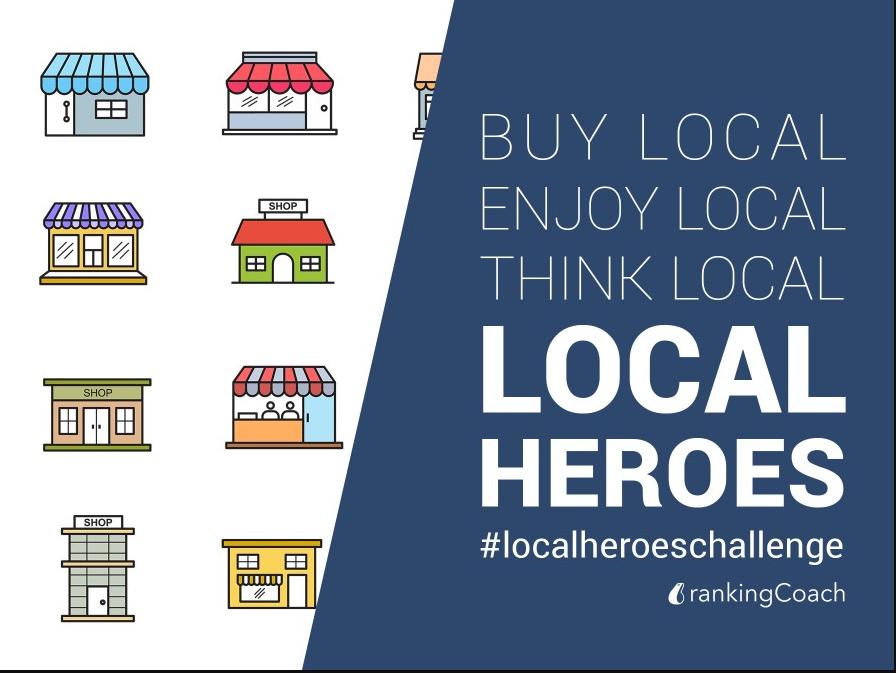 #LOCAL HEROES CHALLENGE