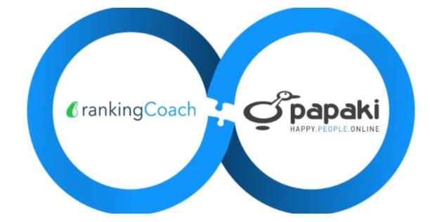 Erfolgreichster griechischer Domain-Registrar Papaki setzt auf rankingCoach für KMUs