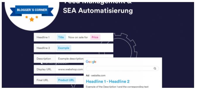 Erfolgreich im E-Commerce mit Feed Management und SEA Automatisierung